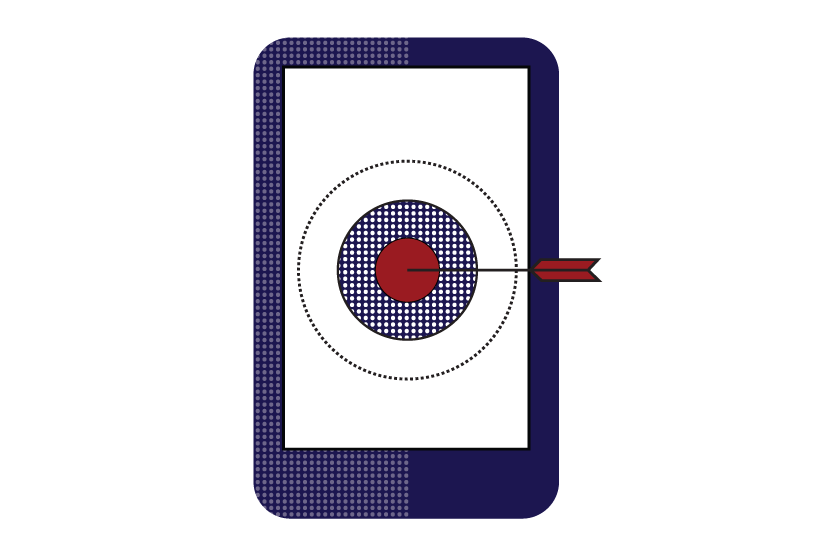 get an advertising bullseye with people based re-targeting tactics